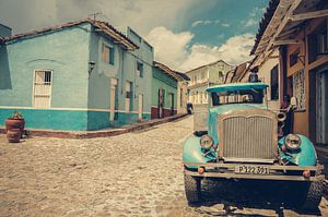 Sancti Spiritus - Cuba van