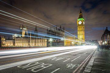 Westminster Traffic van