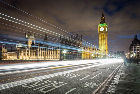 Westminster Traffic van Scott McQuaide