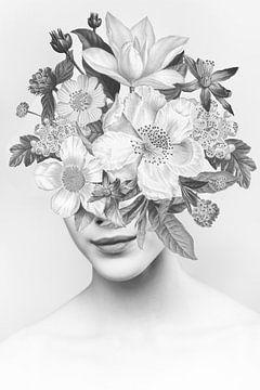 She Came from the Garden von Marja van den Hurk