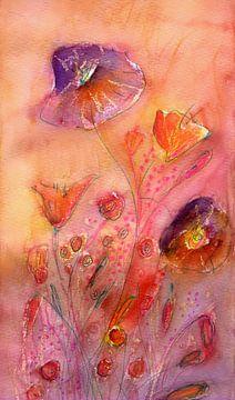 Blumencharme von Claudia Gründler