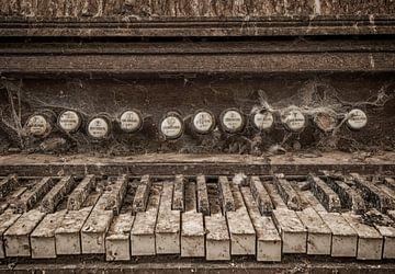 Nostalgische Orgel  von Marcel van Balken