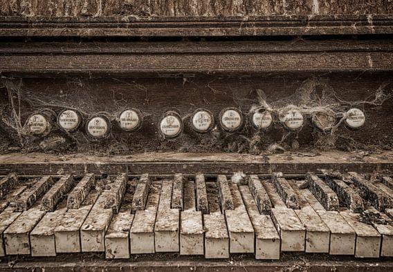 Nostalgisch orgel