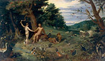 Erbsünde, Jan Brueghel de Jonge