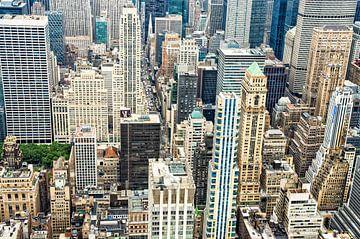 Stadsjungle New York City von Karin Mooren