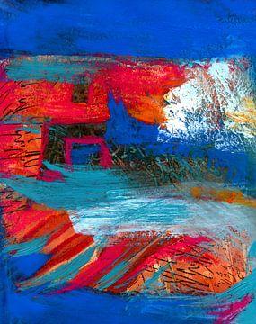 Farbfelder von Claudia Gründler