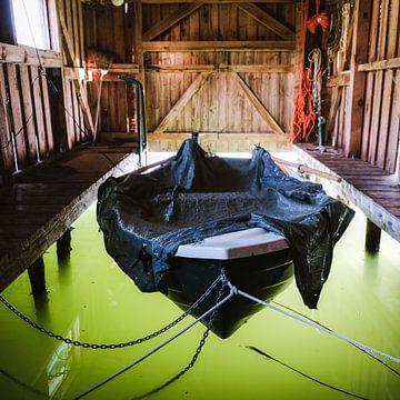 Im Bootsschuppen von Heiko Westphalen