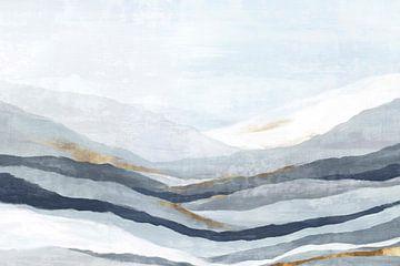 Far Away Land II, Eva Watts  von PI Creative Art