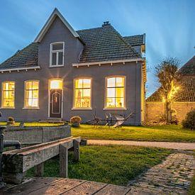 Huize Brakestein op Texel van Justin Sinner Pictures ( Fotograaf op Texel)