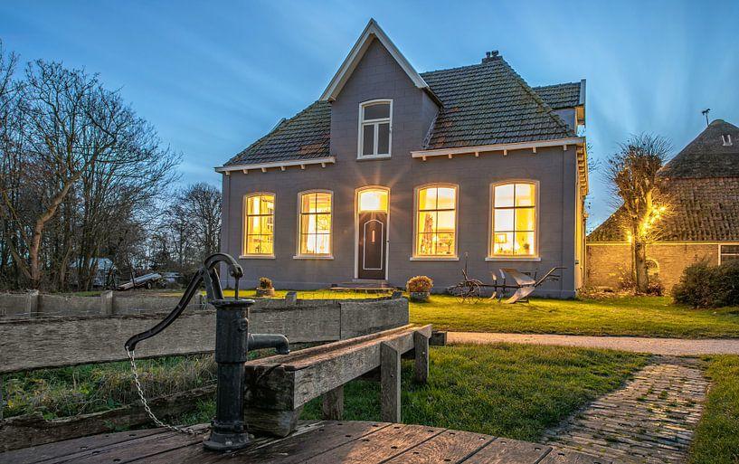 Maison Brakestein sur Texel sur Justin Sinner Pictures ( Fotograaf op Texel)