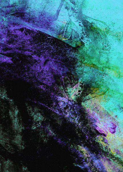 STORMY BLACK & PURPLE van Pia Schneider