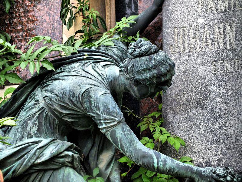 ...ein Land der Lebenden und ein Land der Toten...  I von Ilona Picha-Höberth