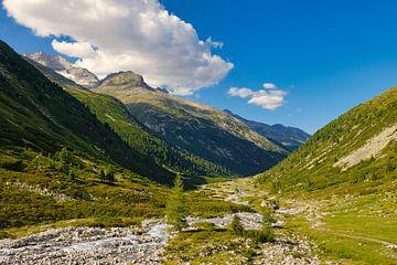 Hochgefühl in den Bergen von Andreas Kilian