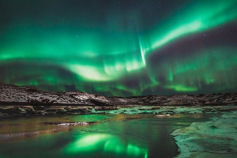 Northern Light van Leendert van Bergeijk