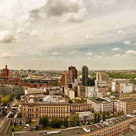 Berlijnse lucht van Frank Wächter