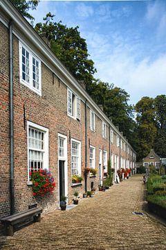 Het begijnhof in Breda van Martijn Mureau