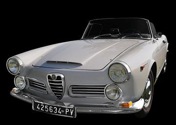 Alfa Romeo 2600 Spider von aRi F. Huber