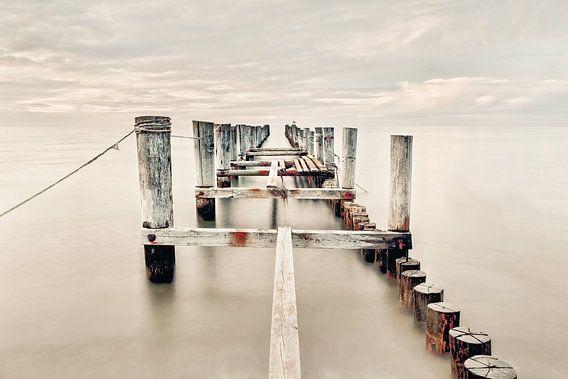 Dieser Weg wird kein leichter sein (Zingst / Darß) van Dirk Wiemer