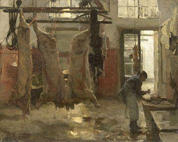 Der Schlachthof, Willem Bastiaan Tholen