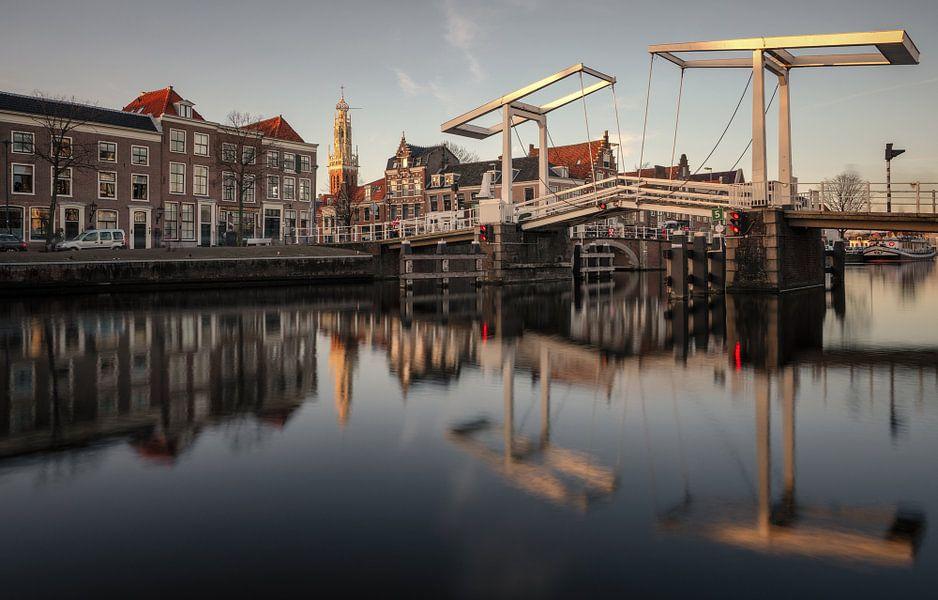 Haarlem en het Spaarne van Reinier Snijders