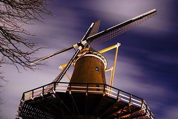 dutch mill sur Dirk van Egmond