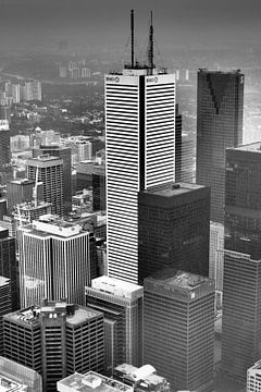 View of Toronto  von Marjon van Vuuren