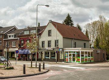 Centrum Simpelveld  van John Kreukniet