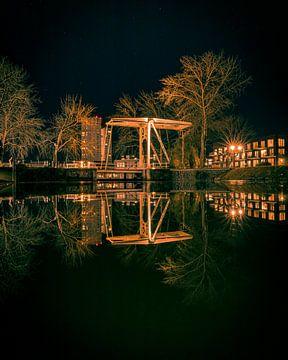 Die Brücke über den Strudel von Wesley Kole