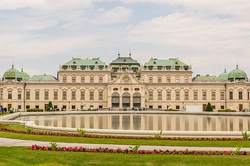 Belvedere 1 van Bart Berendsen
