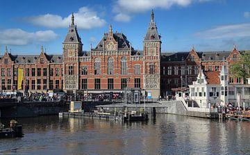 Hauptbahnhof in Amsterdam von Jan Kranendonk