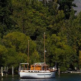 Zeilboot Queenstown van Jeroen Meeuwsen