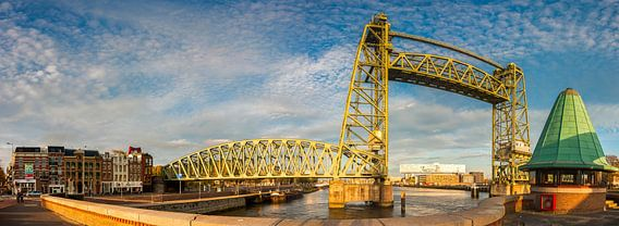 Panorama de Hef Rotterdam van Ilya Korzelius