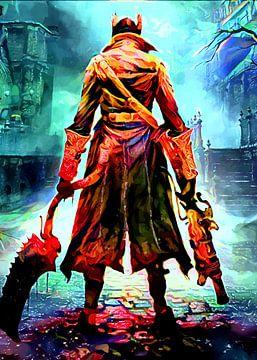 Bloodborne van Samuel Chocron