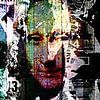 What was behind the Mona Lisa von PictureWork - Digital artist Miniaturansicht