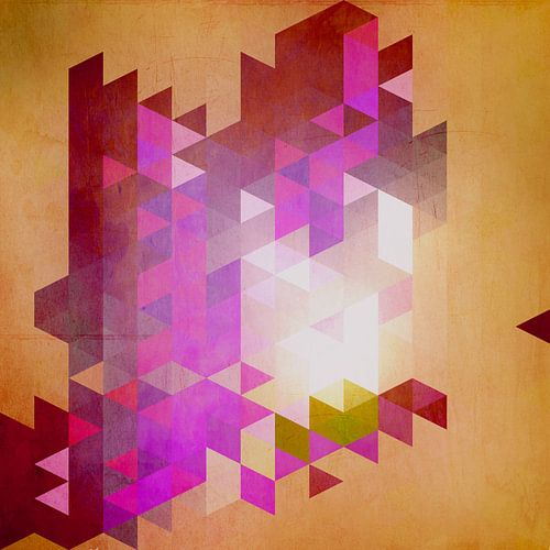 Triangle Pattern Design