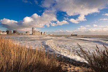 Vlissingen am Meer von Thom Brouwer