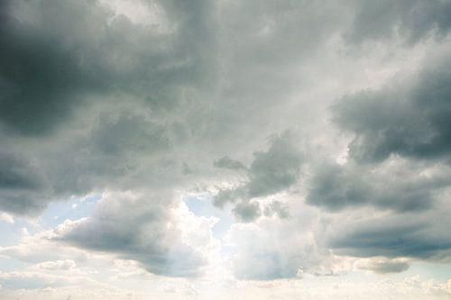 Alblasserwaardse Wolken van Sander Monster