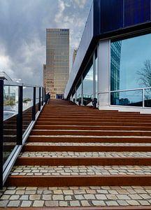 Zuidas Amsterdam van FotoAmsterdam / Peter Bartelings