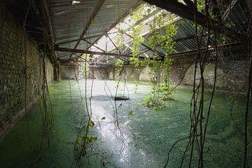 verlassenes Lagerhaus von Kristof Ven