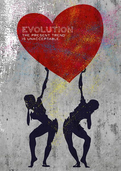 Evolution van Alexander Frencken