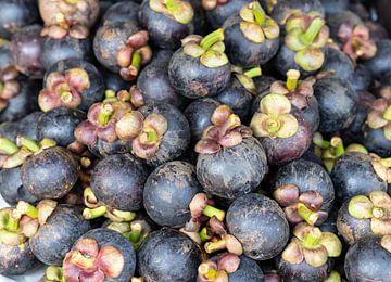 Mangostan-Frucht von Eddie Meijer