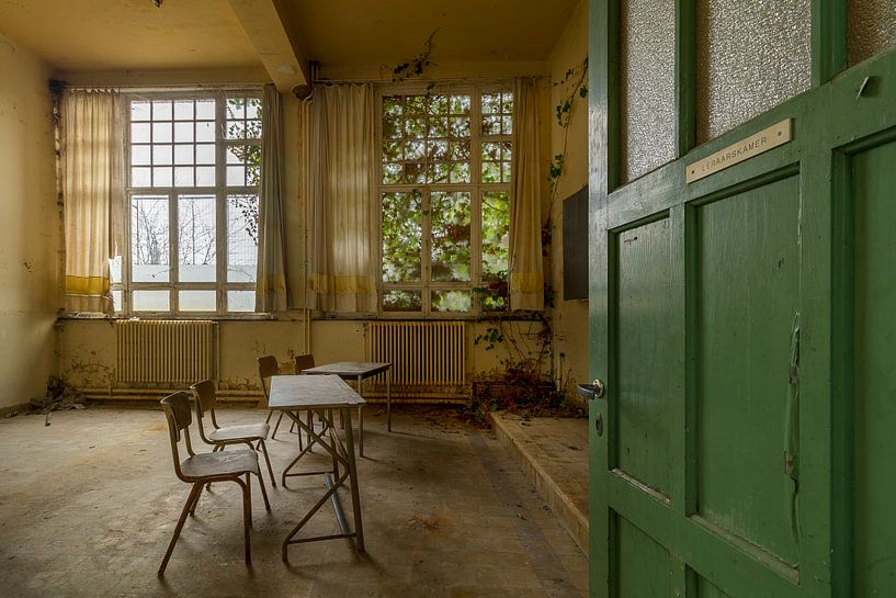 Classroom van Truus Nijland