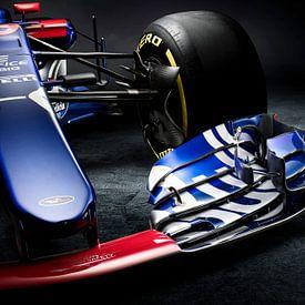 2017 Sainz F1 Toro Rosso STR12. von Thomas Boudewijn