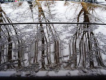Urban Reflections 101 van MoArt (Maurice Heuts)