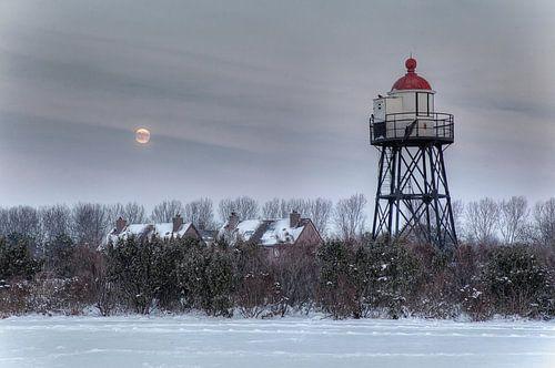 Vuurtoren uitkijktoren Hoek van Holland