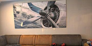 Photo de nos clients: Vintage Douglas DC-3 sur Sjoerd van der Wal