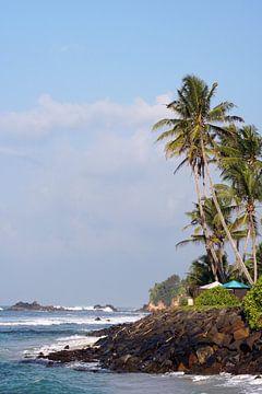 Ahangama, Sri Lanka zuid kust van Andrew Chang