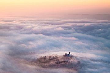 Mysterieuze mist von René Pronk
