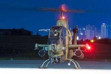 Turkish Army AH-1 Cobra sur Dirk Jan de Ridder