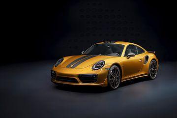 Porsche 911 Turbo S von Gert Hilbink